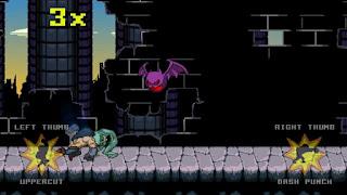 Adalah sebuah game campuran antara runner dengan sentuhan elemen action di dalamnya Unduh Game Android Gratis Punch Quest apk