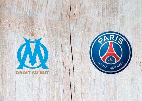 Olympique Marseille vs PSG -Highlights 07 February 2021