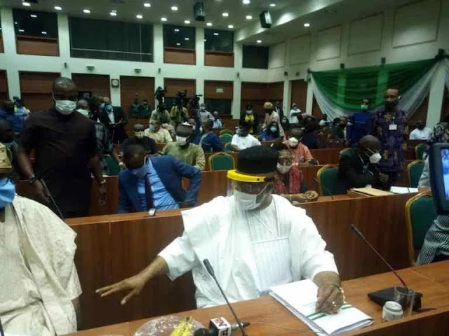 NDDC Probe: Reps Panel Chairman resigns, says he's ready for probe