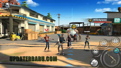 Link Download Game Dead Rivals - Zombie MMO Apk Terbaru: