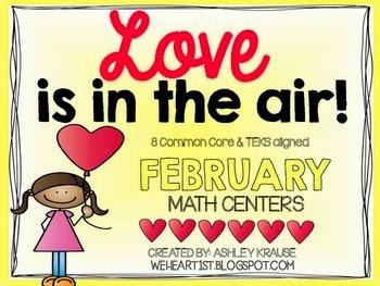 https://www.teacherspayteachers.com/Product/Love-is-in-the-air-February-Math-Centers-1681823
