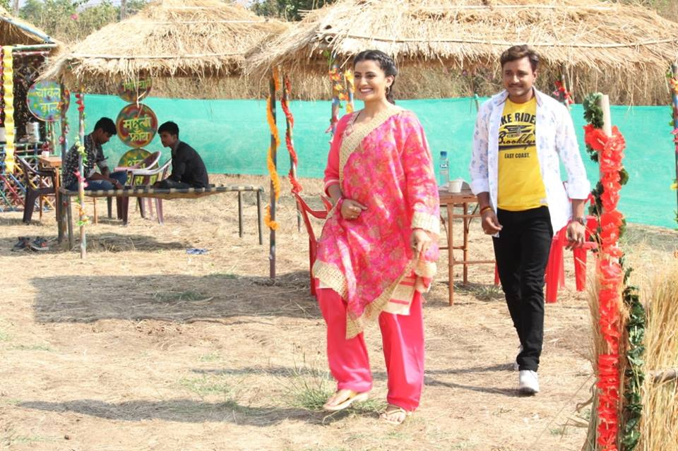 Aksahra Singh, Amrish Singh and Awadhesh Mishra film Love Marriage Wiki, Poster, Release date, Songs list