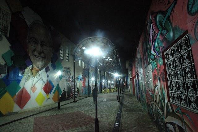 Espaço Cultural Ruy Pereira é concluído e torna-se nova opção de lazer   na Cidade Alta