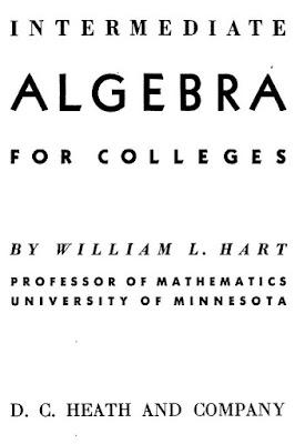 Intermediate Algebra PDF book