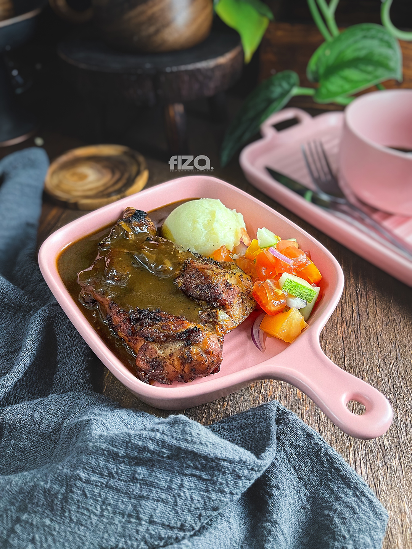 Smokey Chicken Grilled