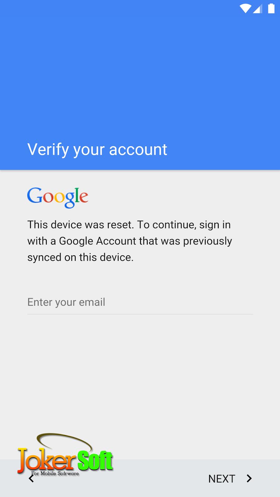 تخطى حساب جوجل لهاتف سامسونج جلاكسى J7 SM-J700H بدون تفليش كامل