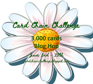 The Card Chain Chain: 3000 card celebration winner