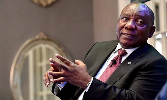 Ramaphosa encoraja sul-africanos a tomar acções legais contra governo