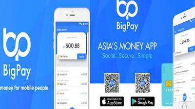 Cara Daftar Kad BigPay AirAsia 2020