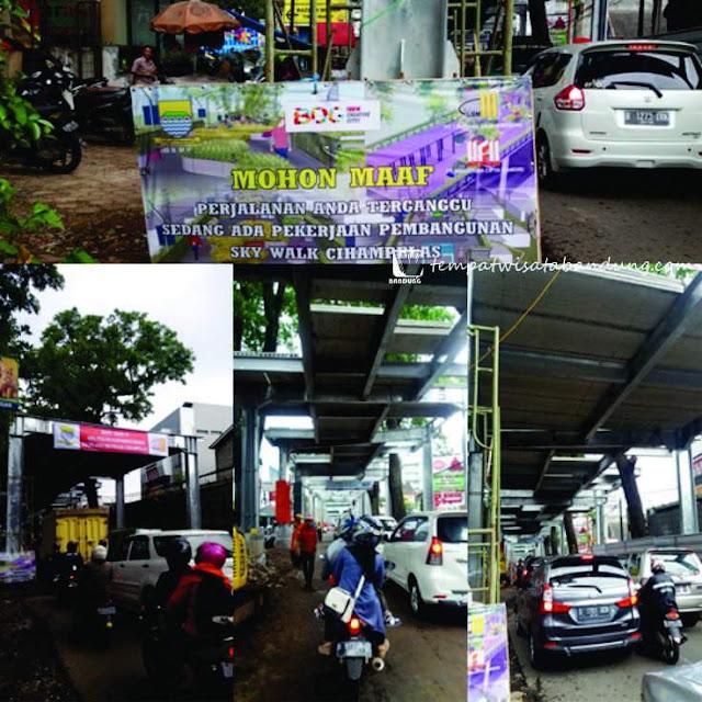 Skywalk Pertama di Indonesia akan ada di Cihampelas Bandung