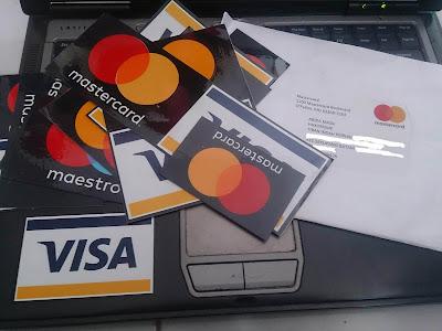 Cara Mendapatkan Stiker Mastercard Gratis Terbaru