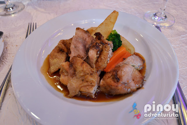 Restaurants at Star Cruises SuperStar Virgo