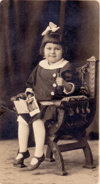 Edna Lillie Webster Curitiba, Brazil - 1916