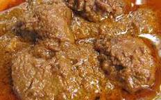 Resep praktis (mudah) rendang hati sapi spesial (istimewa) enak, gurih, sedap, nikmat lezat