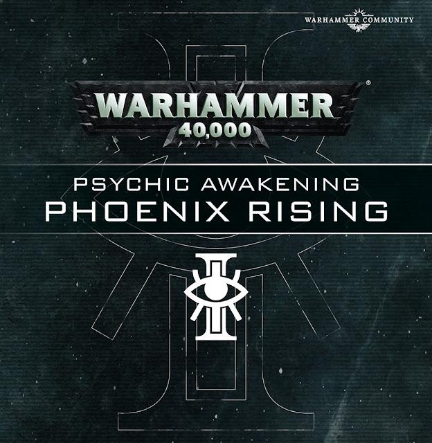 Psychic Awakening Phoenix Rising