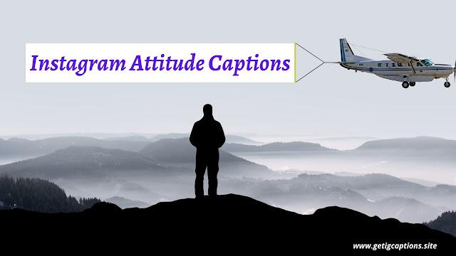 Attitude Captions for Instagram, Attitude Caption, Instagram Attitude Captions