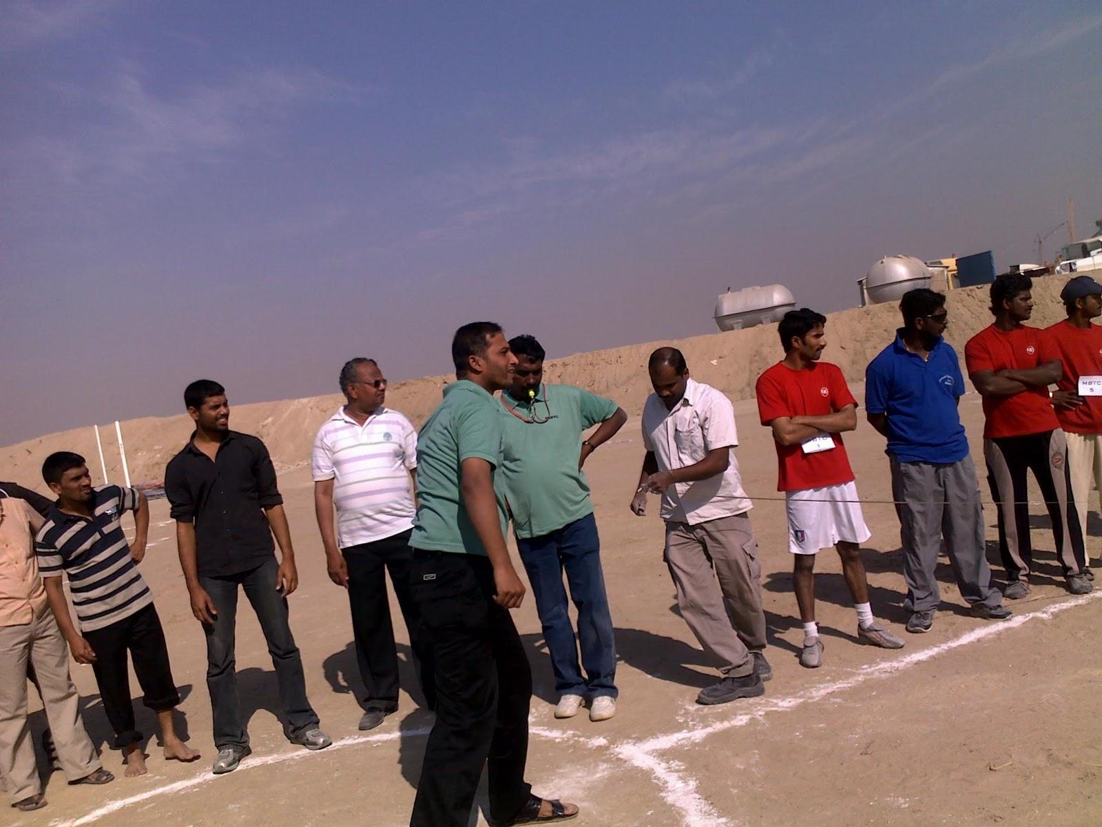 NBTC - Technical Services Div : Annual Sports Meet - 2009 in NBTC Kuwait