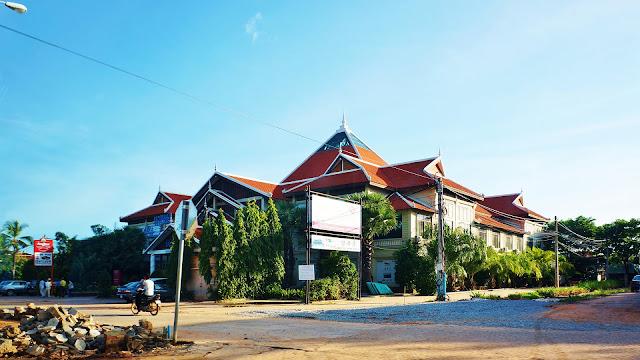 Изображение здания в городе Сиемреп