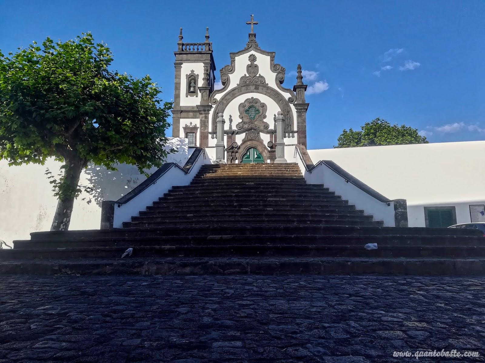 Ermida da Mãe de Deus/Miradouro -  Ponta Delgada - São Miguel - Açores