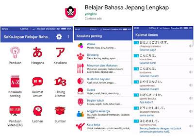 kamus bahasa jepang hiragana