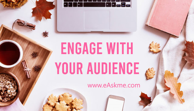 Engage with Your Audience Across Different Mediums: eAskme