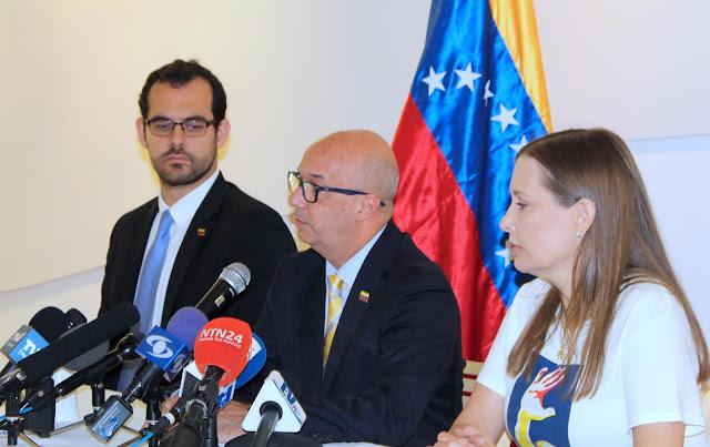 EE.UU: Simonovis: la Operación Libertad que lidera el presidente Guaidó es indetenible.