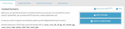 freehostia domains