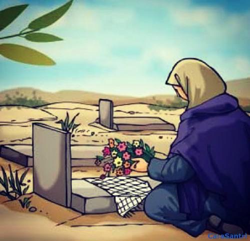 Tata Cara Bacaan Doa Tahlil Ziarah Makam Ahli Kubur Singkat