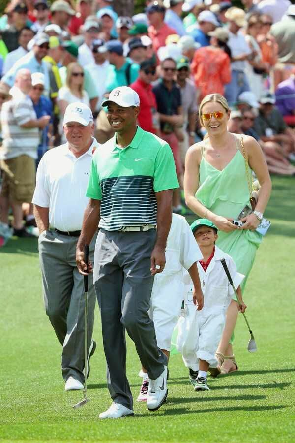 richest: Gulf legend Tiger wood breakup with lover Lindsey ...