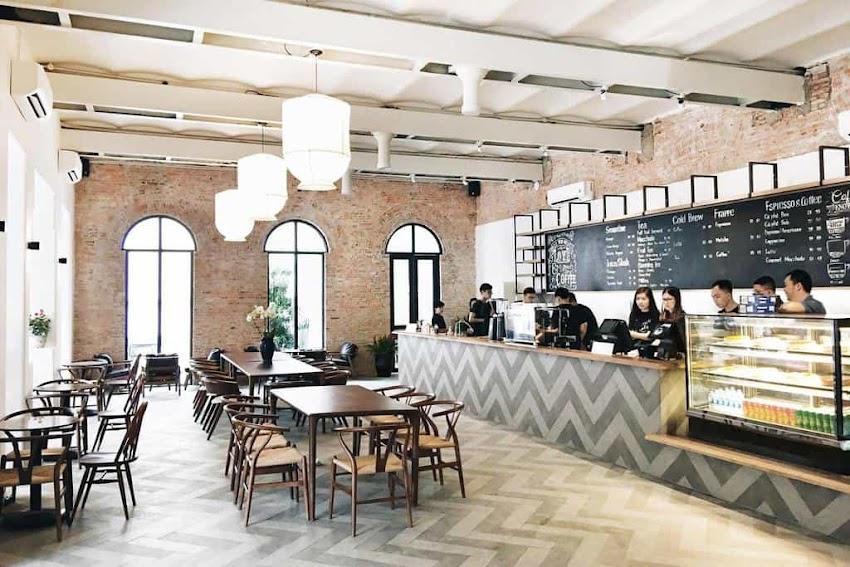 Quy trình tác nghiệp giữa các bộ phận trong quán cafe
