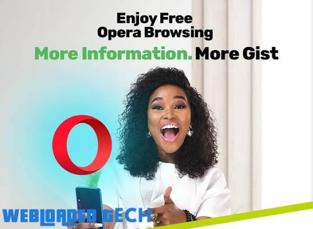Latest Glo Opera Unlimited Free Browsing Cheat, Browse and Download All Day
