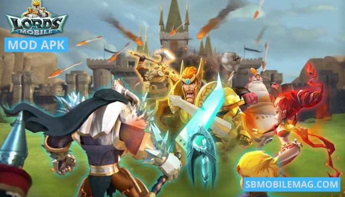 Lords Mobile Mod APK, Lords Mobile Modded APK, Lords Mobile APK Mod