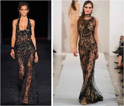 vestidos de renda modelos