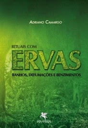 Livro - Rituais das Ervas - Adriano Camargo1