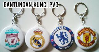 Gantungan Kunci Pvc merupakan salah satu souvenir yang bisa dicetak dengan cepat
