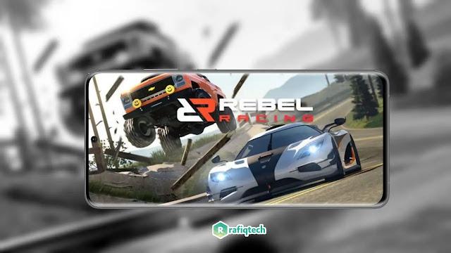 تحميل لعبة السباق Rebel Racing أحدث إصدار للأندرويد (MOD APK)