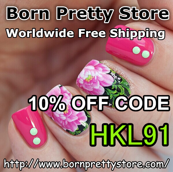 Descuento en Born Pretty Store