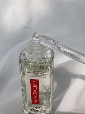 loreal revitalift untuk kulit berjerawat