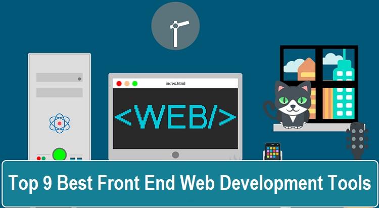 Best Front End Web Development Tools
