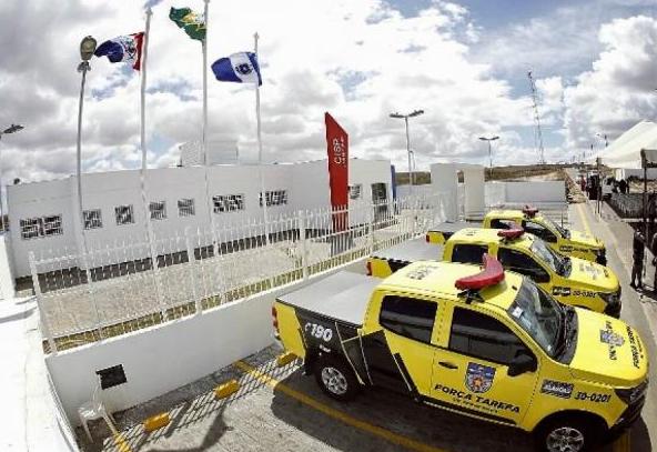 Em Ouro Branco, oito presos fogem do Centro Integrado de Segurança Pública