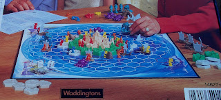 1996 Waddington's; Ancient Greece; Assault Craft; Atlantis; Atlantis Board Game; Bireme; Board Game; Boardgame Pieces; Boardgamegeek; Bronze Age; Dolphins; Giant Octopus; Mediterranean; Minoan Civilisation; Myth & Legend; Playing Board; Playing Piece; Pre-History; Sea Monsters; Sharks; Small Scale World; smallscaleworld.blogspot.com; Waddington's Atlantis; Waddingtons Games; Waddingtons' Game;