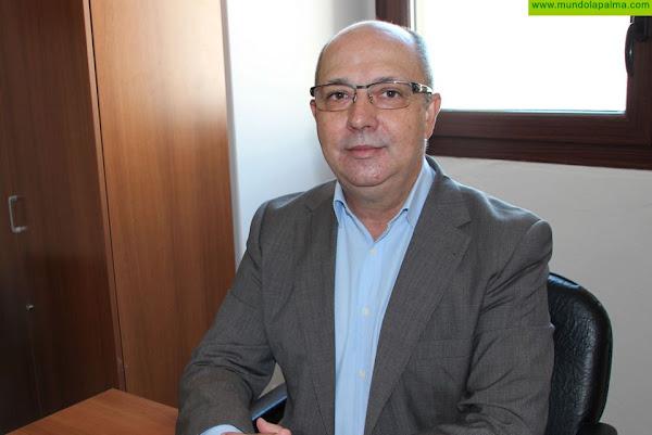 CC vuelve a pedir al consejero de Infraestructuras que se dé prisa con la carretera de Gallegos al saber que no se van a acabar las obras en el plazo previsto