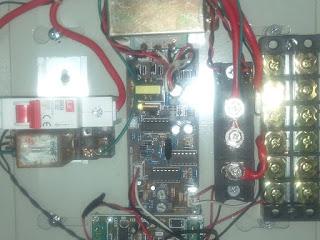 Hình ảnh bộ điều khiển SCR cho máy hàn lưới, máy hàn bấm, máy hàn lăn