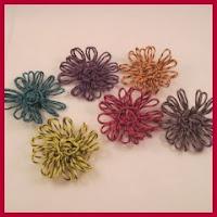 Flores de cuerda