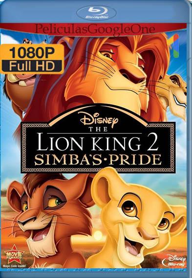 El Rey León 2: El Tesoro de Simba (1998) Latino Inglés [GoogleDrive] [memo38HD]