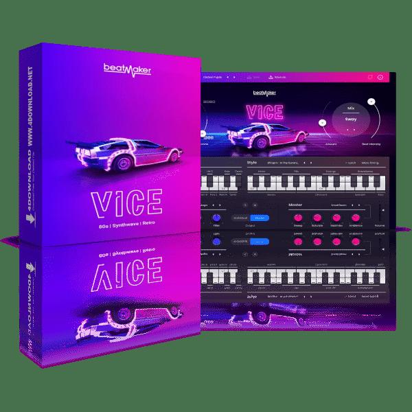 UJAM Beatmaker VICE v2.1.0 Full version