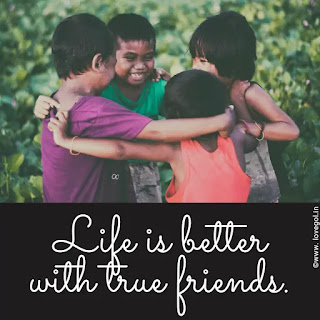 Short friendship quotes images