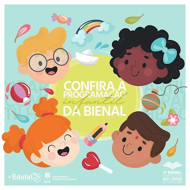 Programação infantil da Bienal aposta na educação e na consciência crítica por meios lúdicos