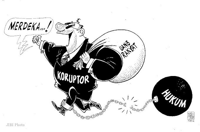 Ini lah hukuman bagi para koruptor zaman  dulu di dunia