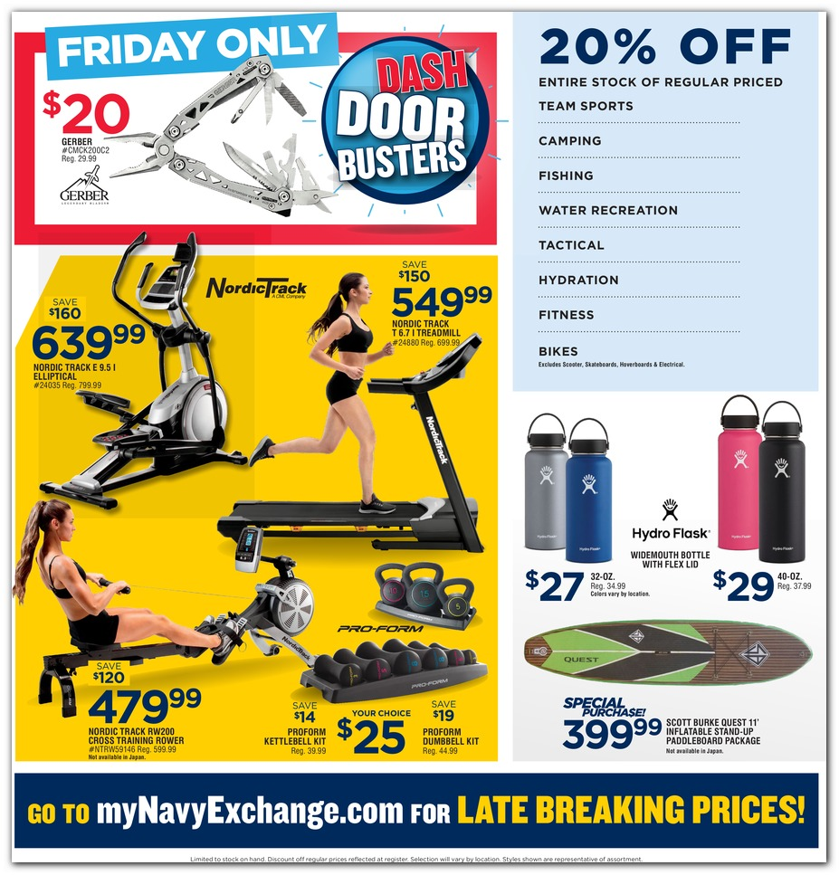 Navy Exchange Black Friday 2019 page 25